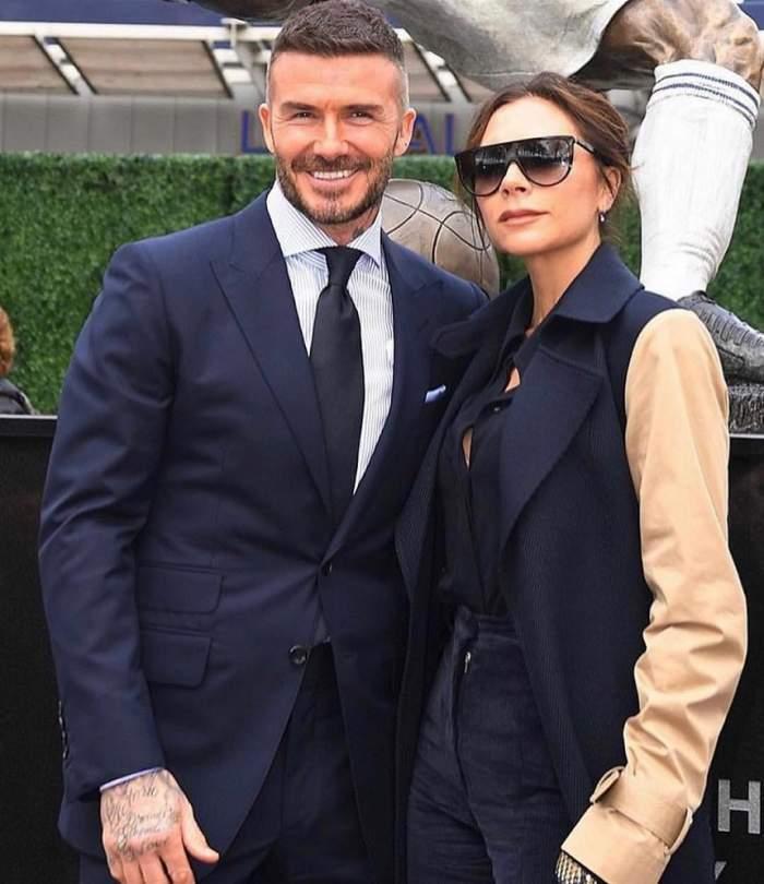 """Mărturisirea şocantă a Victoriei Beckham. """"În familia noastră, dislexia este fulgerătoare"""" / VIDEO"""