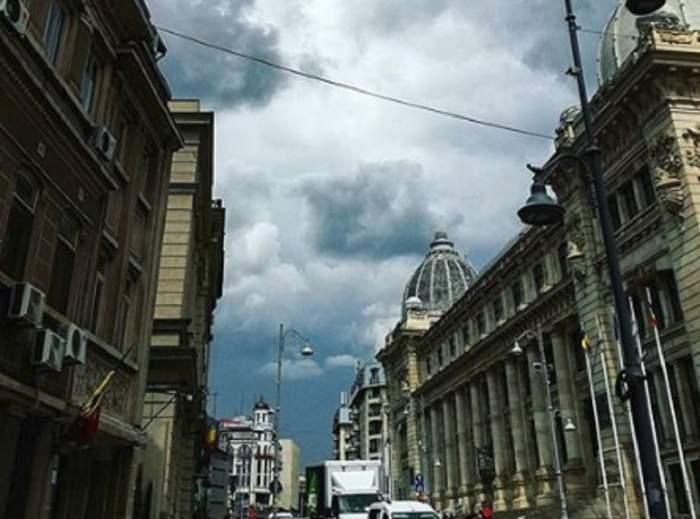 Vremea în București, miercuri, 20 martie: Maxime de 16 grade, vânt și ploaie în Capitală