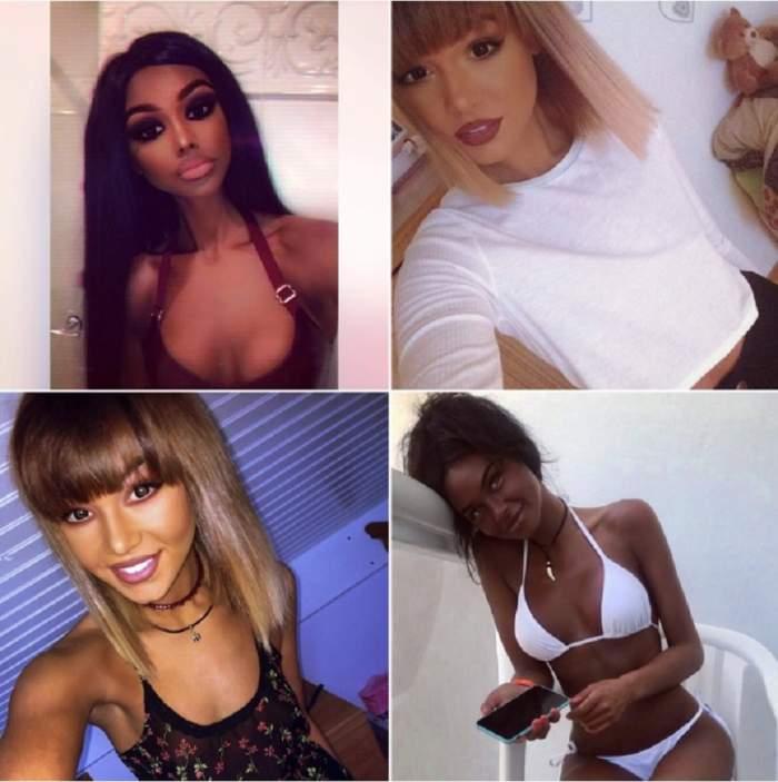 Este atât de bronzată încât este confundată cu o femeie de culoare! Nu poate trăi fără produse ilegale de bronzat / FOTO