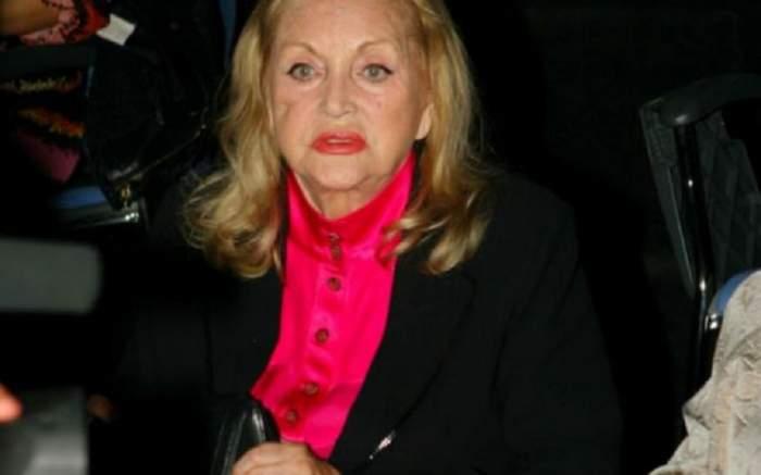 Zina Dumitrescu, ultima dorință înainte de a muri. Este motivul pentru care a refuzat internarea