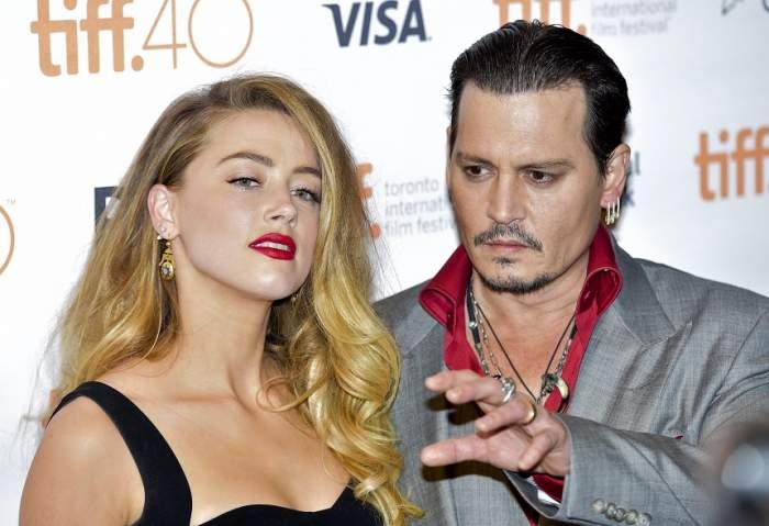 Scandalul se aprinde! Johnny Depp și-a dat în judecată fosta soție, care îl acuză că a bătut-o
