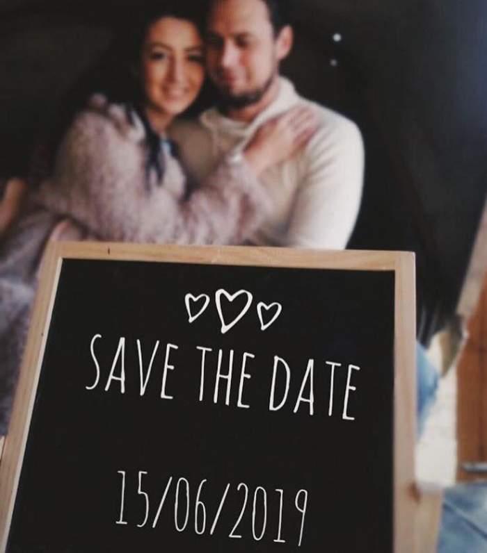 """Medana și Robert, foști concurenți de la """"Insula Iubirii"""" fac, în sfârșit, petrecerea de nuntă! Cât de frumos au dat vestea!"""