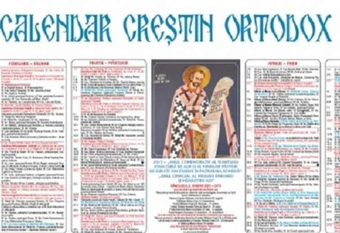 """Calendar ortodox, joi, 21 martie. Lor trebuie să le spui """"La mulţi ani!"""""""