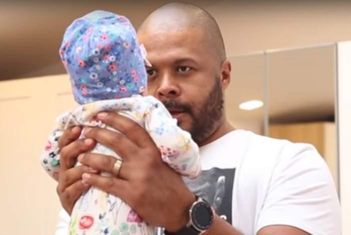 Cabral a renunțat la barbă, iar fiica lui, Namiko, nu l-a mai recunoscut. A filmat întreaga scenă. VIDEO