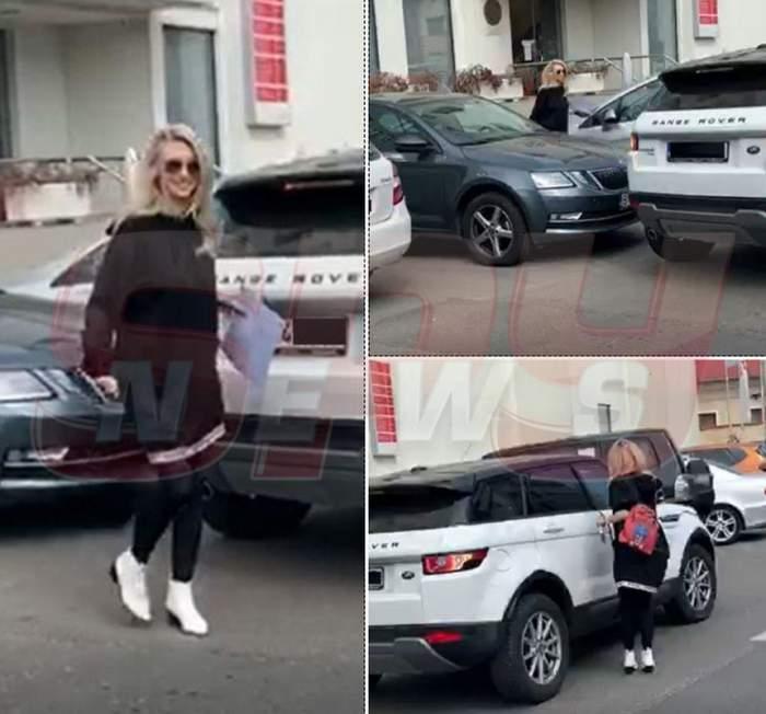 VIDEO EXCLUSIV / Andreea Bălan a părăsit spitalul, în urmă cu puţin timp, după ce a ajuns pentru a treia oară pe mâinile medicilor