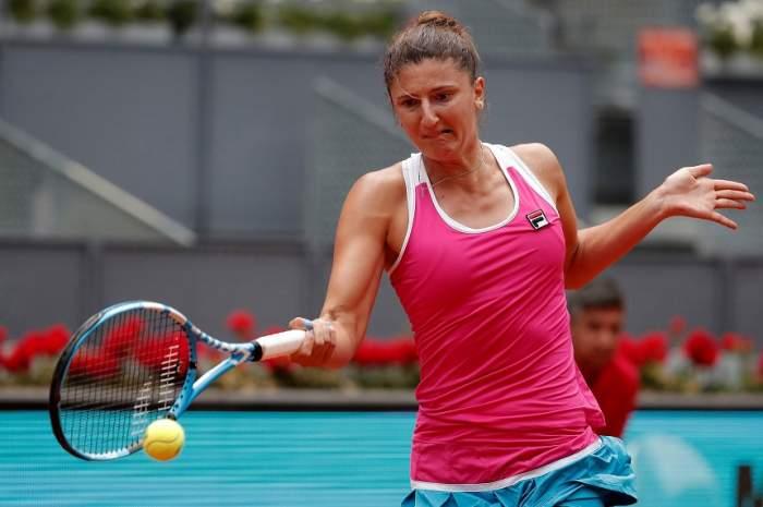 VIDEO / Irina Begu a fost învinsă de Bianca Andreescu, după ce a condus cu 6-4, 5-1 și a ratat o minge de meci