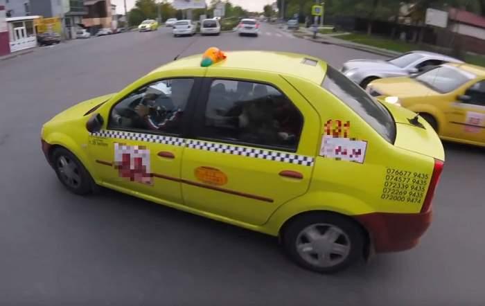 Alertă în ţară! Trei adolescenţi din Iaşi, daţi în urmărire, după ce au vrut să omoare un taximetrist!