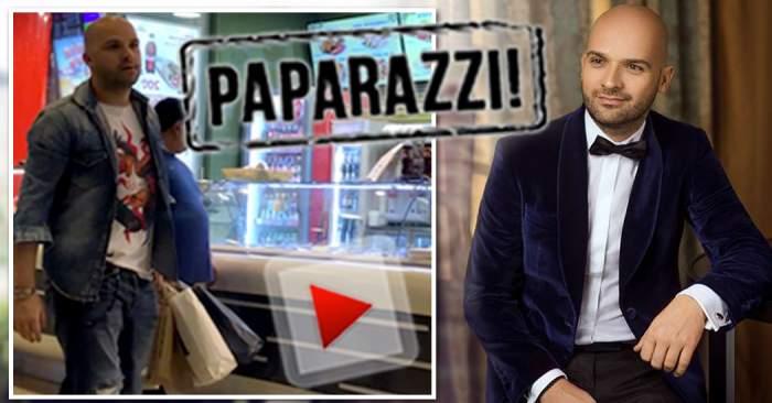 VIDEO PAPARAZZI / Imaginile care fac doamnele să plângă-n pumni! Dovada că Andrei Ștefănescu este bărbatul cu... de toate!