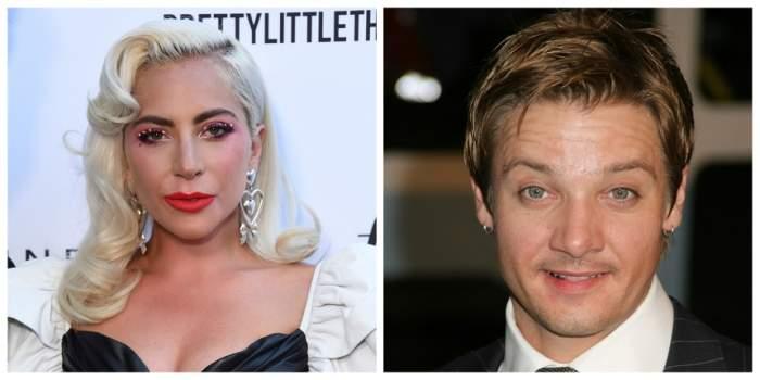 Lady Gaga iubeşte din nou? Vedeta ar fi început o relaţie cu actorul Jeremy Renner