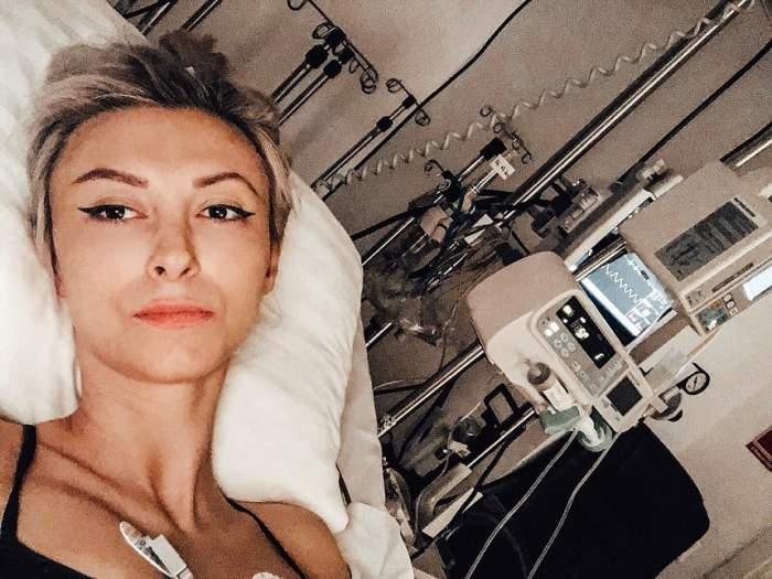 Cum a decurs a treia operaţie a Andreei Bălan! Blondina a spus tot / FOTO