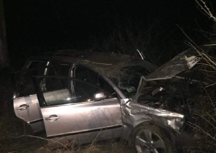 Accident cumplit în Sibiu! Adolescent de 16 ani mort, din cauza unui şofer vitezoman. VIDEO