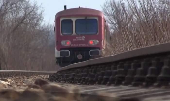 O tânără din Iași a sărit din trenul aflat din mers. Familia o caută acum cu disperare. VIDEO