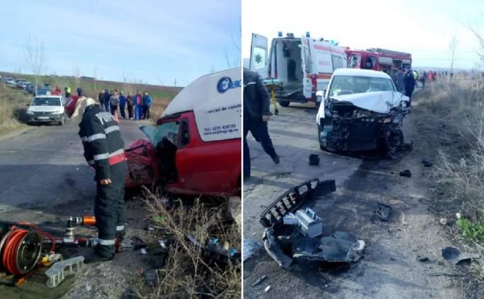 Cine este şoferul vinovat de producerea accidentului din Vaslui, de sâmbătă dimineaţă