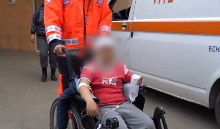 Băiatul din Botoșani bătut de profesorul de religie a suferit o comoție cerebrală. Diagnostic crunt al medicilor