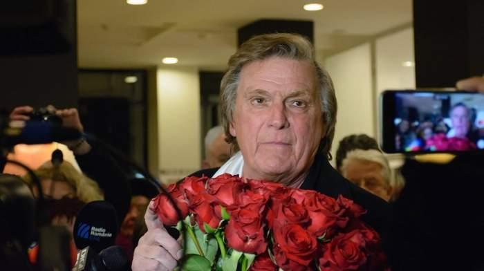 Mesajul emoționant al lui Florin Piersic, după ce a ajuns la spital