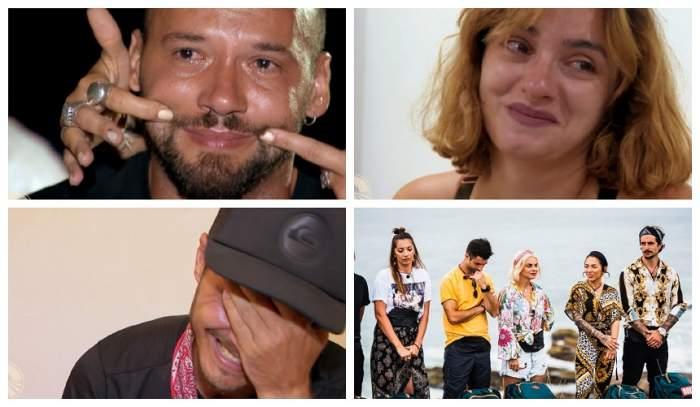 """Concurenții de la """"Asia Express"""", în lacrimi"""" """"Abia mă abțin, îmi vine să mor"""""""