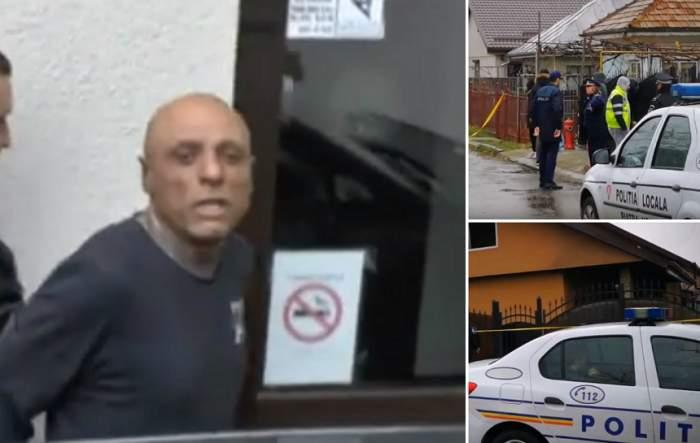 """Primele declaraţii ale bărbatul din Piatra Neamţ care şi-a ucis fiul şi soacra: """"E o viperă"""". VIDEO"""