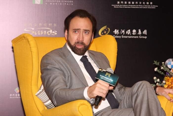 Nicolas Cage se însoară pentru a patra oară. Cum arată femeia cu care își va uni destinele