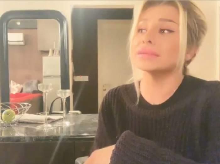 """Maria Andria a luat decizia, după ce a fost drogată într-un club din Bucureşti: """"E o ţară periculoasă"""""""