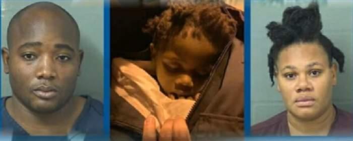 Pedeapsa primită de părinţii care şi-au uitat fetiţa în parc timp de 14 ore!