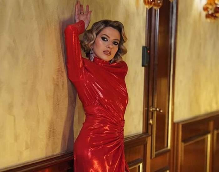 Lidia Buble, schimbare radicală de look! Artista s-a afișat blondă și cu o tunsoare inedită