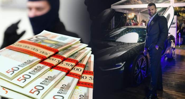 """EXCLUSIV / Florin Pastramă, """"ţeapă"""" de un milion de euro! Ce i-au făcut recuperatorii! Documente bombă"""