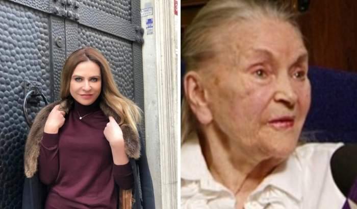 """Adina Buzatu, fără cuvinte la aflarea veştii că Zina Dumitrescu a murit: """"A fost atât de drăguţă şi de dulce"""""""
