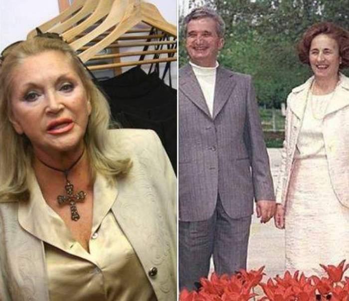 """Zina Dumitrescu nu a vrut în ruptul capului să lucreze pentru Elena Ceauşescu. """"Avea cocul ăla de cuib de cuci"""""""