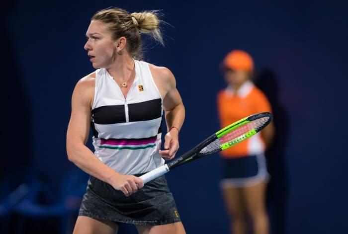 Simona Halep – Karolina Pliskova 5-7, 1-6, în semifinalele turneului de la Miami! Românca a ratat șansa de a reveni pe locul 1 WTA