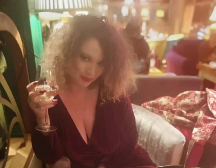 """Oana Lis, cu jumările după ea la cafenea! """"Nu sunt o persoană încadrată în normalitate"""""""