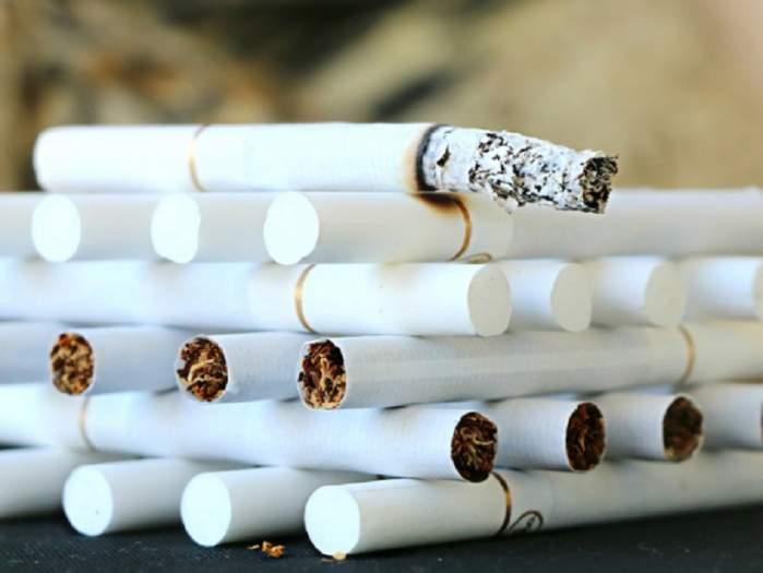 Traficul de țigări înflorește în România