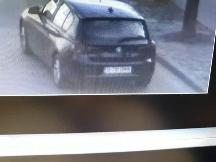 Şofer teribilist căutat în Bistriţa! A lovit pe trecerea de pietoni o fetiţă şi a fugit de la locul accidentului