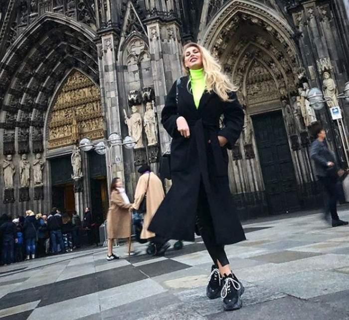 VIDEO / Fosta lui Gabi Enache, răsfățată de iubit în Italia! Mădălina duce un trăi de milioane