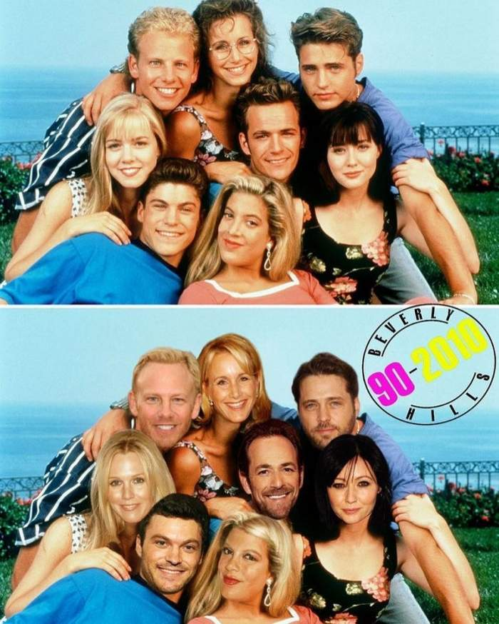 Vești bune pentru iubitorii de film! Celebrul serial Beverly Hills 90210 confirmă revenirea cu actori din producția originală / VIDEO