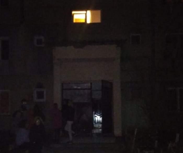 Doi bărbați au fost găsiți carbonizați într-un apartament din Medgidia, după ce, băuți, au aprins o lumânăre. VIDEO