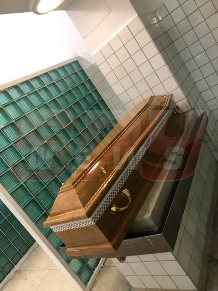 Zina Dumitrescu, primele imagini de la crematoriu. Creatoarea este incinerată astăzi. FOTO & VIDEO