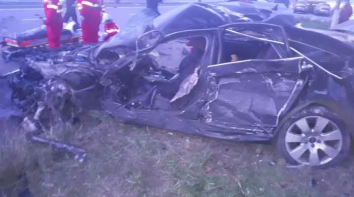 Cele două persoane care au murit în accidentul grav din Târgu Mureş sunt doi bărbaţi de 20 şi 40 de ani. Tânărul circula cu 200 km/h