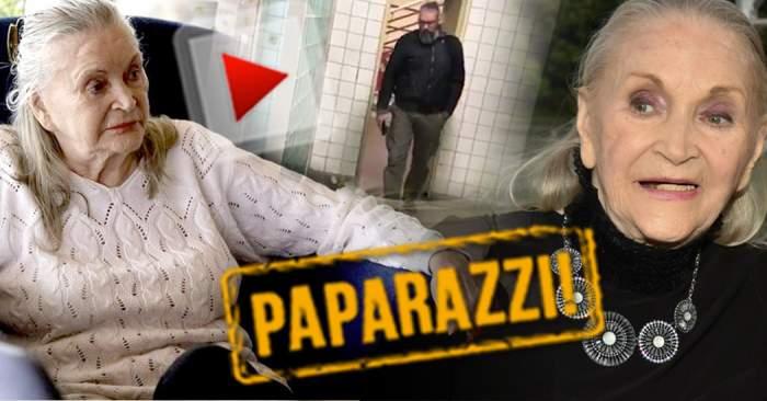 VIDEO PAPARAZZI / Ce a făcut fiul Zinei Dumitrescu, după ce a fost acuzat că și-a abandonat mama. S-a întâmplat cu puțin timp înainte de incinerare