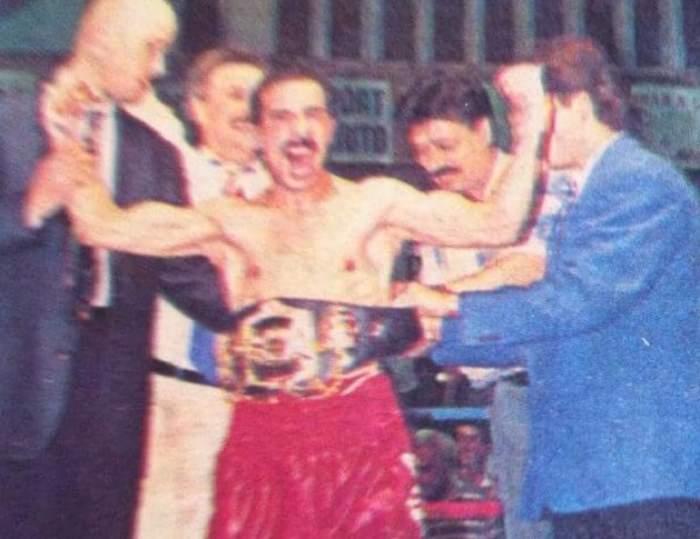 Primul român campion mondial la box, arestat pentru trafic de droguri!