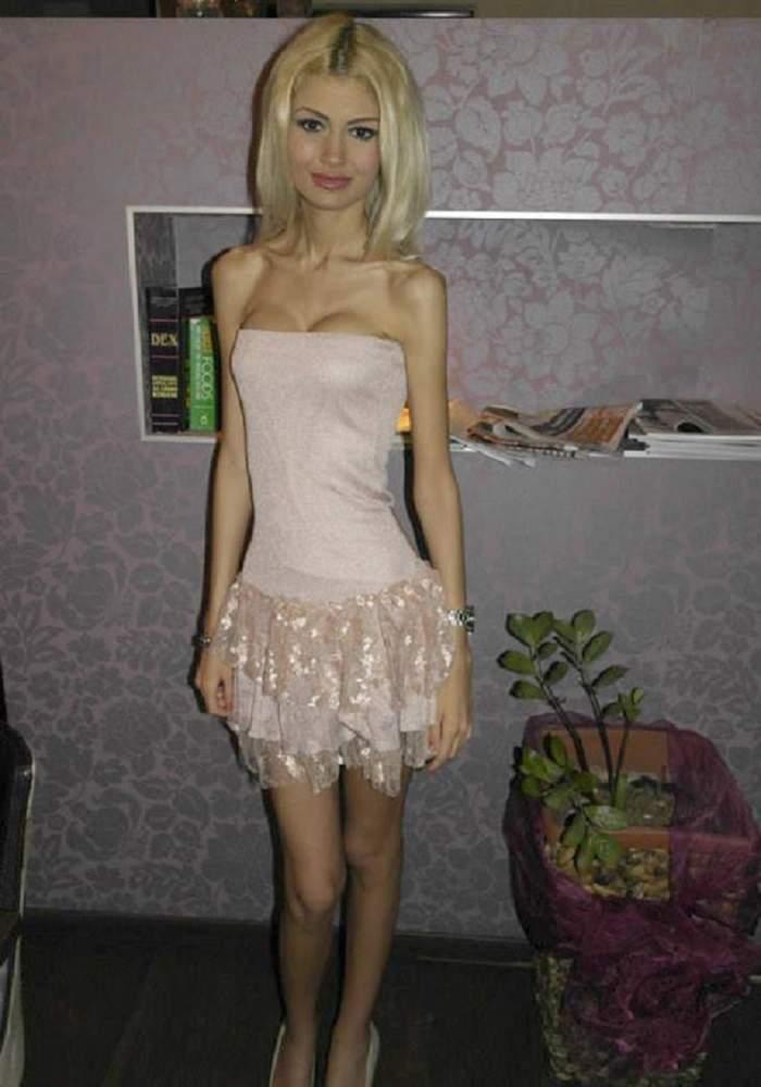 O mai ştii pe Flavia, prezentatoarea anorexică? Acum arată trăsnet şi se distrează în cele mai luxoase vacanţe