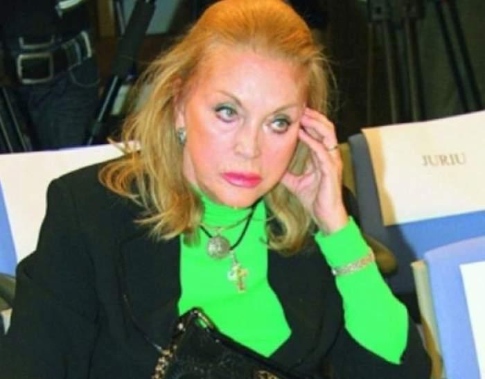 Cenușa Zinei Dumitrescu, abandonată la crematoriu!