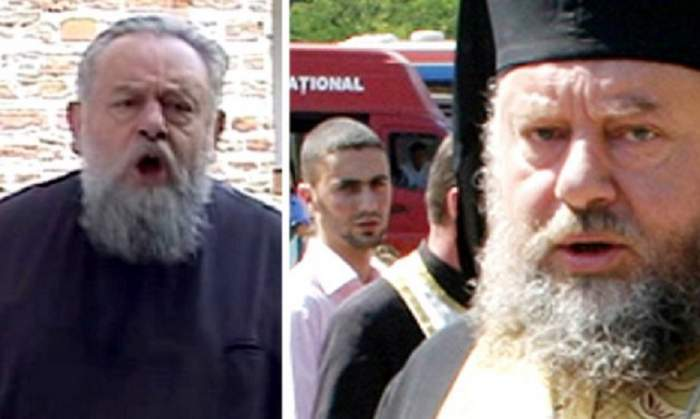 """Reacția Arhiepiscopiei Argeşului, după ce un stareț i-a amenințat și umilit pe enoriași: """"Se află sub tratament"""""""
