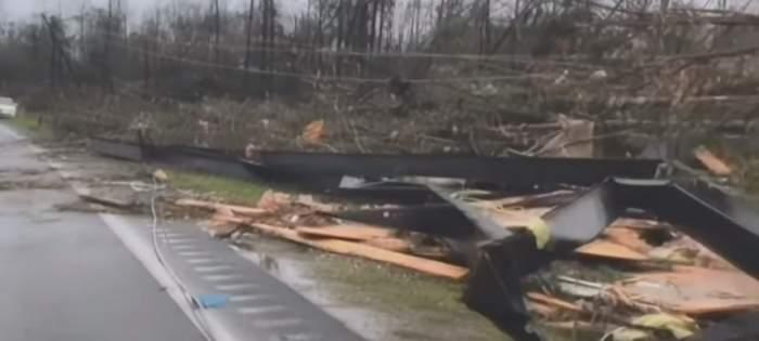 Cel puțin 23 de morți în Alabama, după ce mai multe tornade au distrus tot în cale