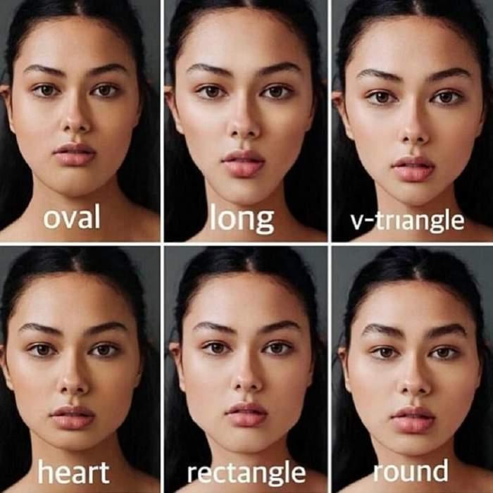 Ce spune forma feţei tale despre personalitatea ta? Învaţă să-i citeşti pe cei din jurul tău