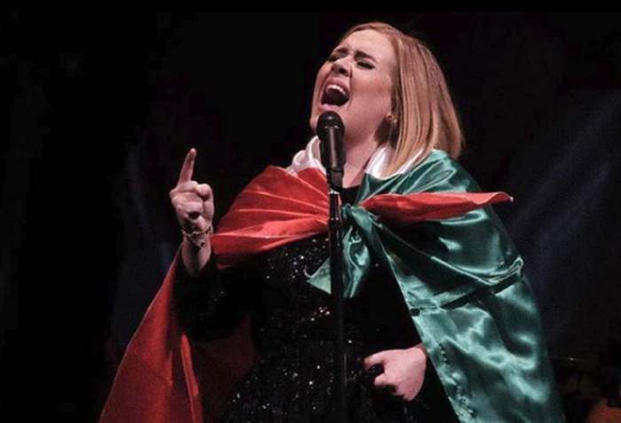 O duce bine de tot! Adele este în topul celor mai bogaţi artişti. Cu ce avere se laudă!