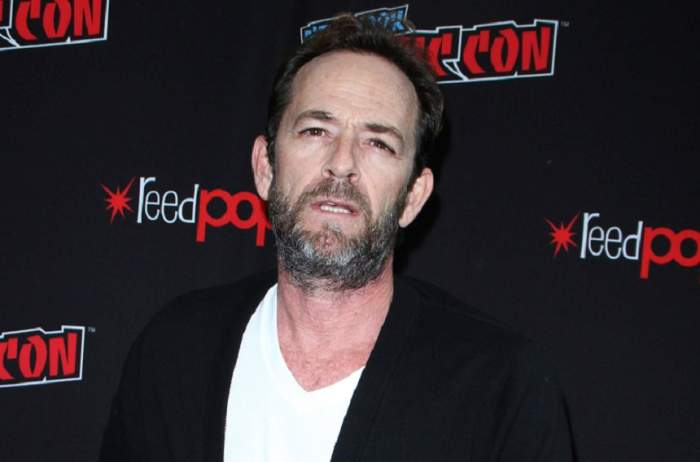 """Luke Perry, celebrul actor din serialul """"Beverly Hills 90210"""", a murit!"""