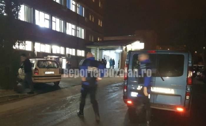 Bătaie la Spitalul Județean de Urgență Buzău! S-au împărţit pumni
