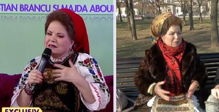 """Show total cu Saveta Bogdan pe role, la 70 de ani! """"Nici nu ştiam să le dau jos"""" / VIDEO"""