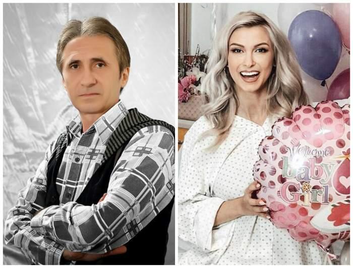 Primele declarații ale tatălui Andreei Bălan, după ce artista a suferit un stop cardio-respirator