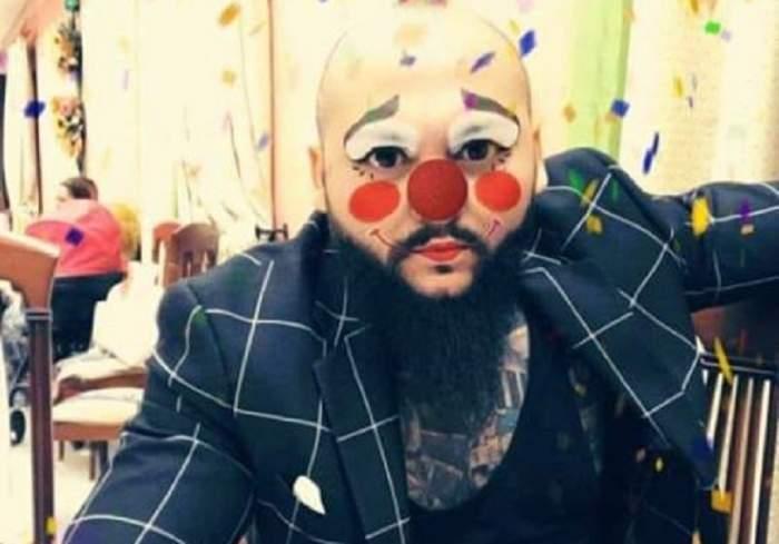 """Dani Mocanu nu mai este """"băiat fioros""""! Și-a pus mască de clovn: """"Vezi că-și bat ăștia joc de tine"""""""
